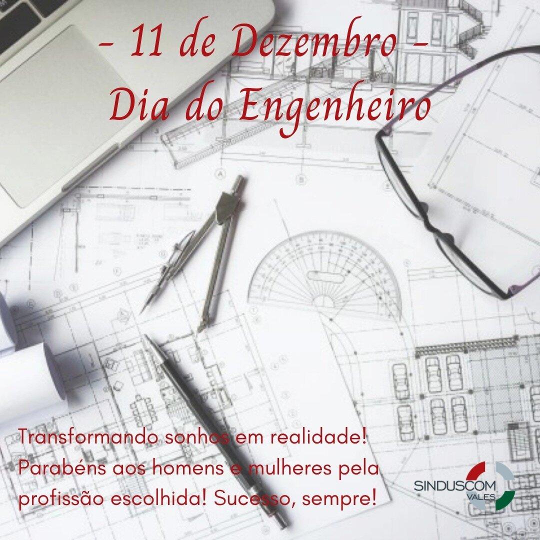 Feed - dia 11-12-2020 - Dia do Engenheiro